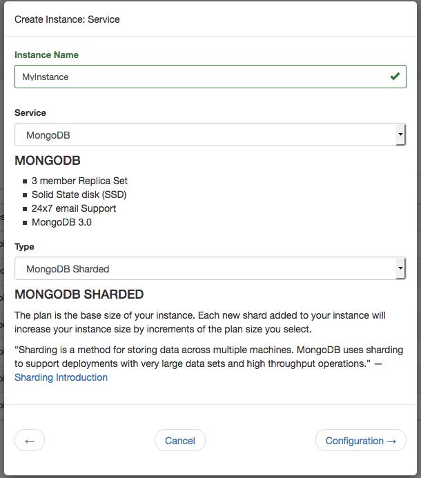 Getting started with mongodb objectrocket documentation imagescreatemongo1g spiritdancerdesigns Images